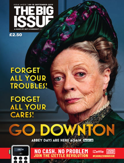 The Big Issue September 09, 2019 00:00