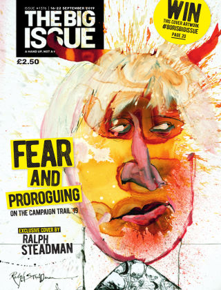 The Big Issue Issue1376