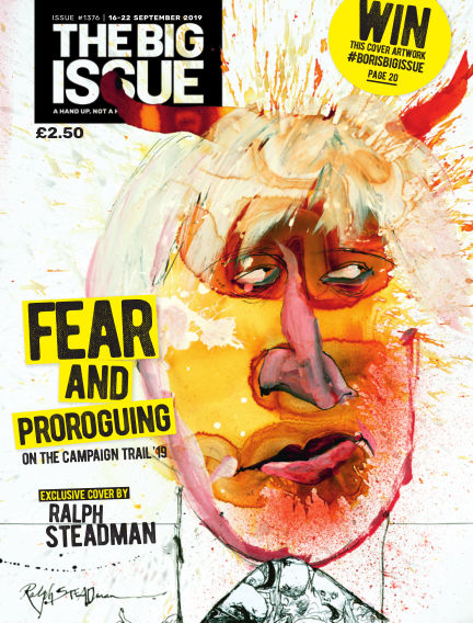 The Big Issue September 16, 2019 00:00