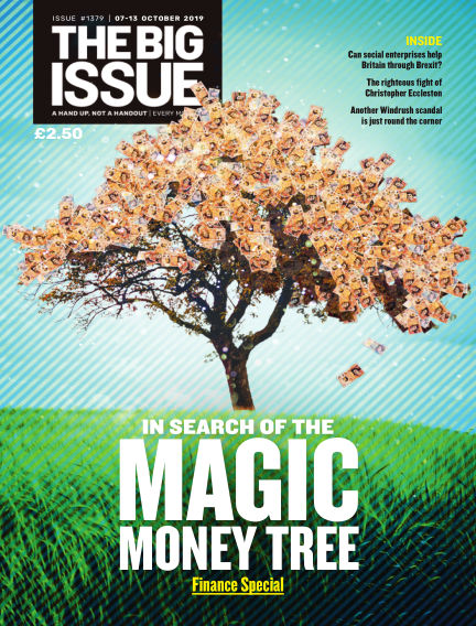 The Big Issue October 07, 2019 00:00