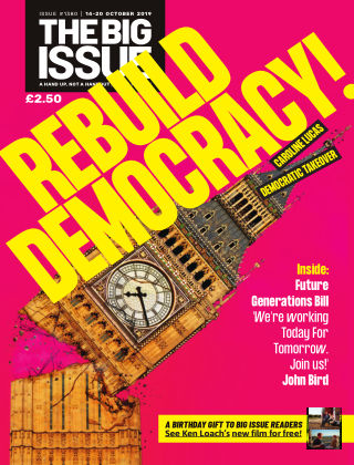 The Big Issue Issue1380