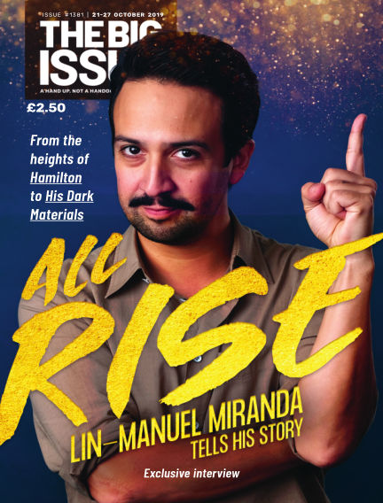 The Big Issue October 21, 2019 00:00
