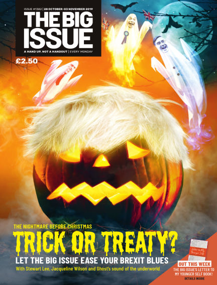 The Big Issue October 28, 2019 00:00