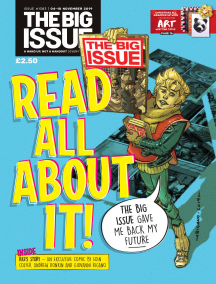The Big Issue November 04, 2019 00:00