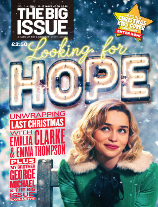 The Big Issue Issue1384