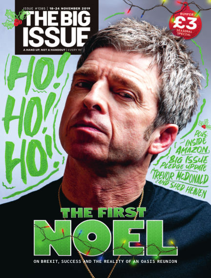 The Big Issue November 18, 2019 00:00