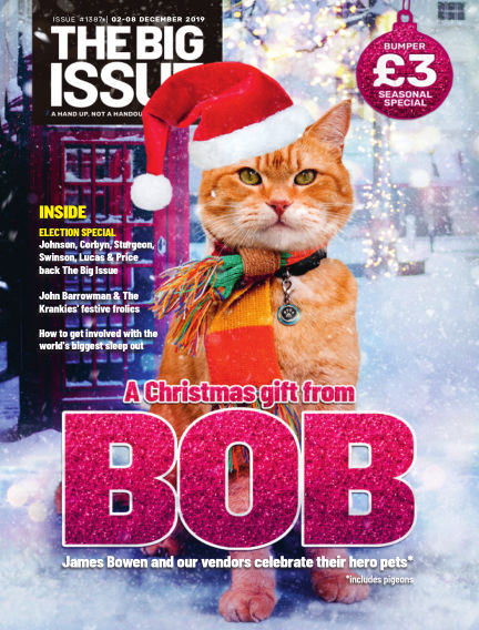 The Big Issue December 02, 2019 00:00