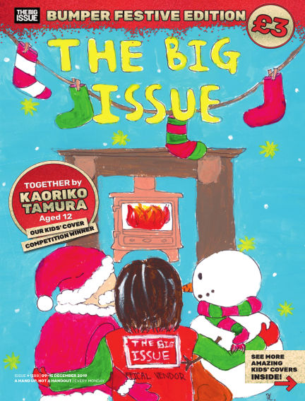 The Big Issue December 09, 2019 00:00