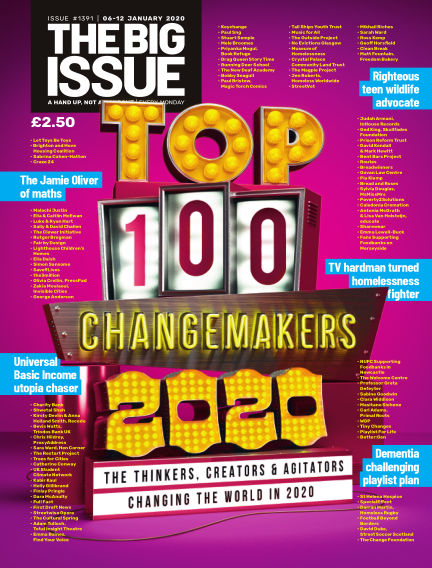 The Big Issue January 06, 2020 00:00