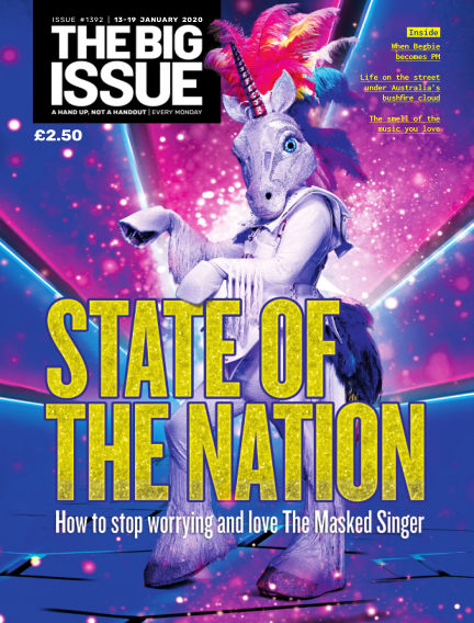 The Big Issue January 13, 2020 00:00
