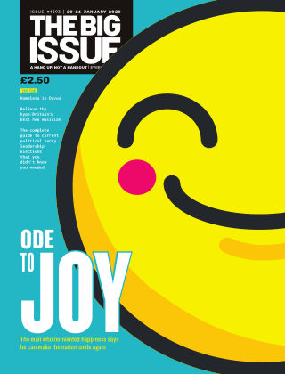 The Big Issue Issue 1393