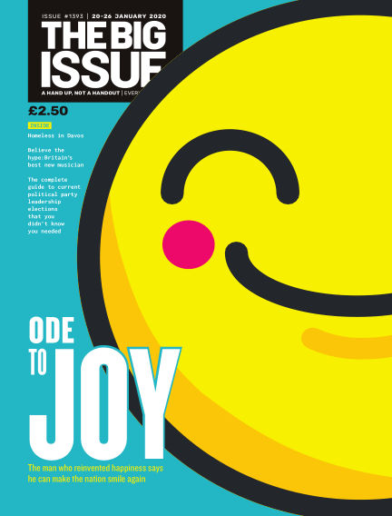 The Big Issue January 20, 2020 00:00