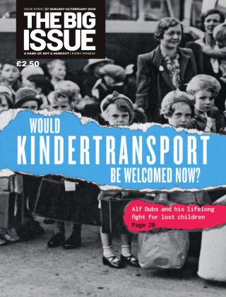 The Big Issue Issue 1394