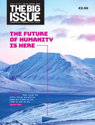The Big Issue Issue1399
