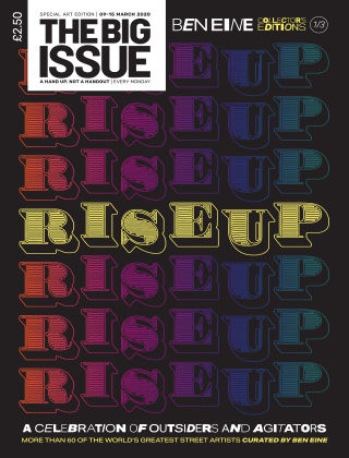The Big Issue Issue1400