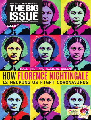 The Big Issue Issue 1401