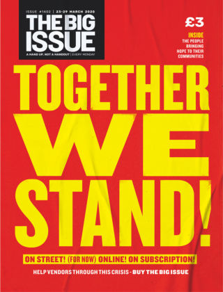 The Big Issue Issue1402