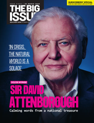 The Big Issue Issue1403