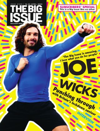 The Big Issue Issue1405