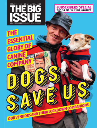The Big Issue Issue1406