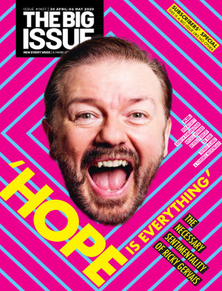 The Big Issue Issue1407