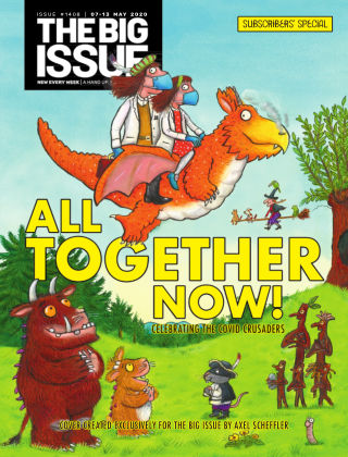 The Big Issue Issue1408