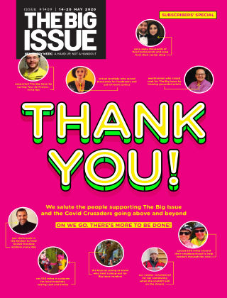 The Big Issue Issue1409