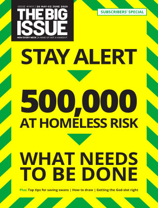 The Big Issue Issue1411