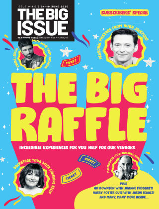 The Big Issue Issue1412