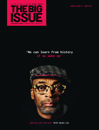 The Big Issue Issue1413