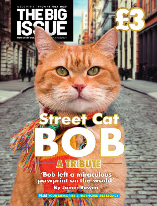 The Big Issue Issue1418