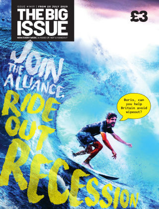The Big Issue Issue1419