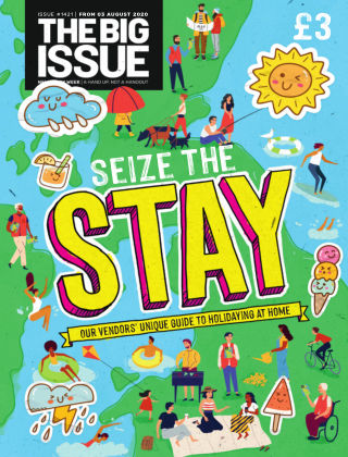 The Big Issue Issue1421