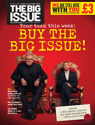 The Big Issue Issue1431