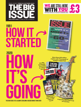 The Big Issue Issue1433