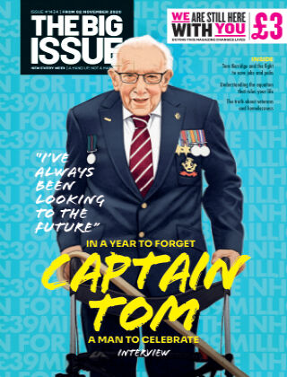The Big Issue Issue1434