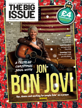 The Big Issue Issue1437