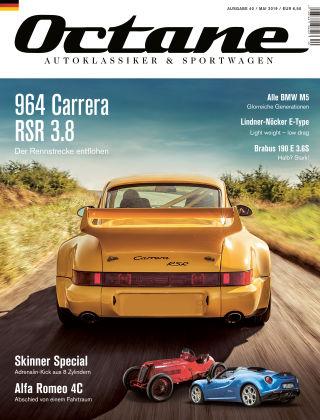 OCTANE - Das Magazin für Autoklassiker & Sportwagen Ausgabe 40
