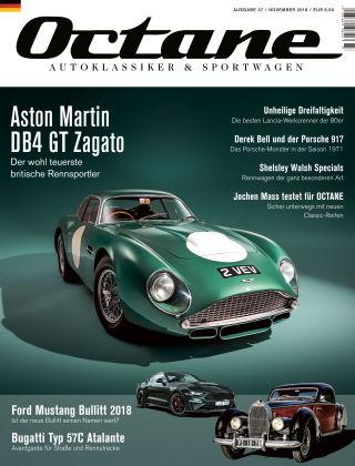 OCTANE - Das Magazin für Autoklassiker & Sportwagen Ausgabe 37