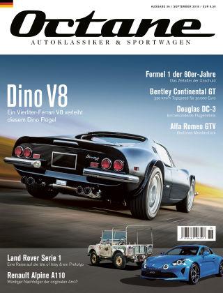 OCTANE - Das Magazin für Autoklassiker & Sportwagen Ausgabe 36