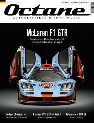 OCTANE - Das Magazin für Autoklassiker & Sportwagen Ausgabe 42