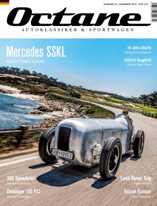 OCTANE - Das Magazin für Autoklassiker & Sportwagen Ausgabe 43