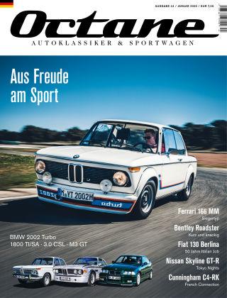 OCTANE - Das Magazin für Autoklassiker & Sportwagen 44