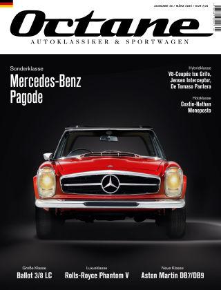 OCTANE - Das Magazin für Autoklassiker & Sportwagen 45