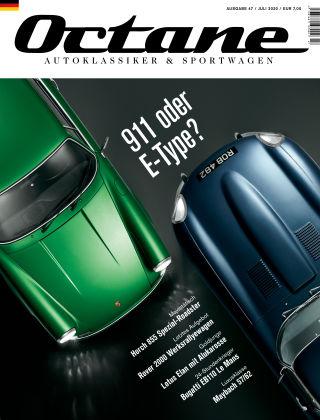OCTANE - Das Magazin für Autoklassiker & Sportwagen Ausgabe 47