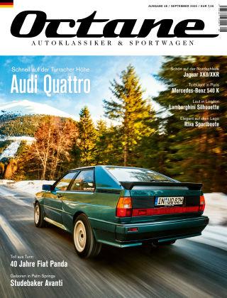 OCTANE - Das Magazin für Autoklassiker & Sportwagen Ausgabe 48