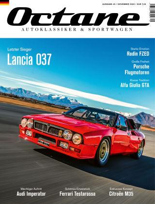 OCTANE - Das Magazin für Autoklassiker & Sportwagen Ausgabe 49
