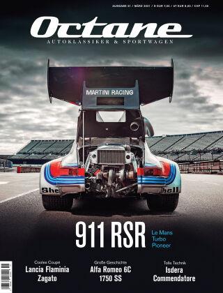 OCTANE - Das Magazin für Autoklassiker & Sportwagen Ausgabe 51
