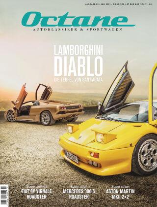 OCTANE - Das Magazin für Autoklassiker & Sportwagen Ausgabe 53