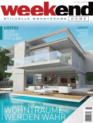 Weekend Home 2020-02-28